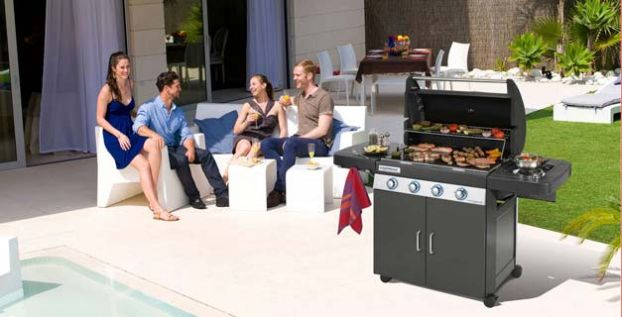 BBQ Grill World, Simon-Profi-Technik GmbH: Bild