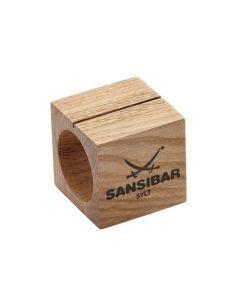 Rösle Serviettenringe Sansibar Eiche 2 Stück