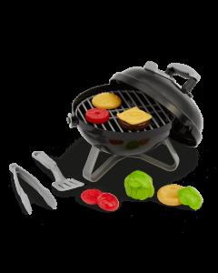 Weber-Spielzeuggrill Smokey Joe schwarz - für Kinder ab 3 Jahren 9439