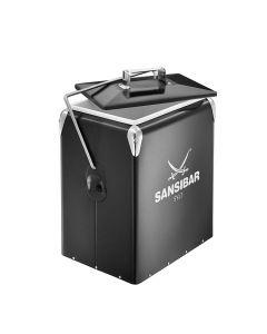 Sansibar Vintage/Retro Kühlbox (15 Liter)