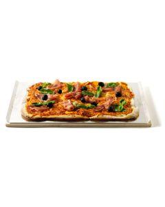 Weber Grill Pizzastein eckig 44 x 30 cm