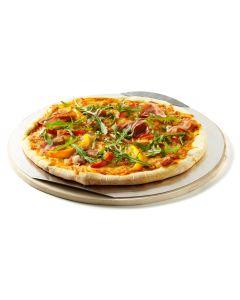 Weber Grill Pizzastein rund - 36,5cm